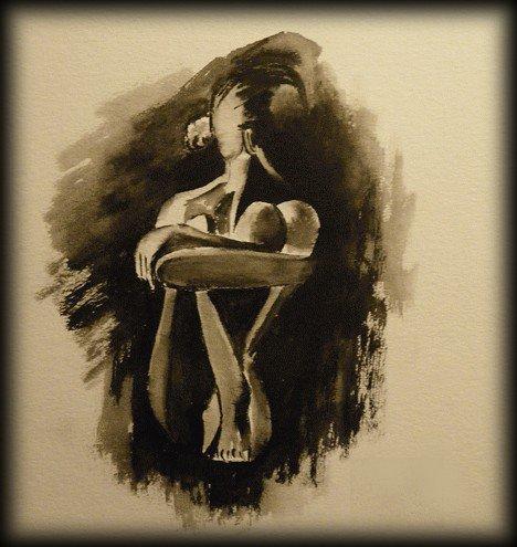 La maladie a ce côté diabolique qui la rend omniprésente,   tout pivote autour d'elle, on ne voit plus la vie, on la subit...