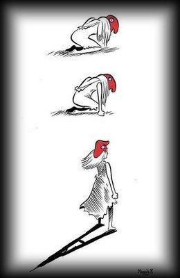 On compare parfois la cruauté de l'homme à celle des fauves, c'est faire injure à ces derniers. (Dostoïevski)