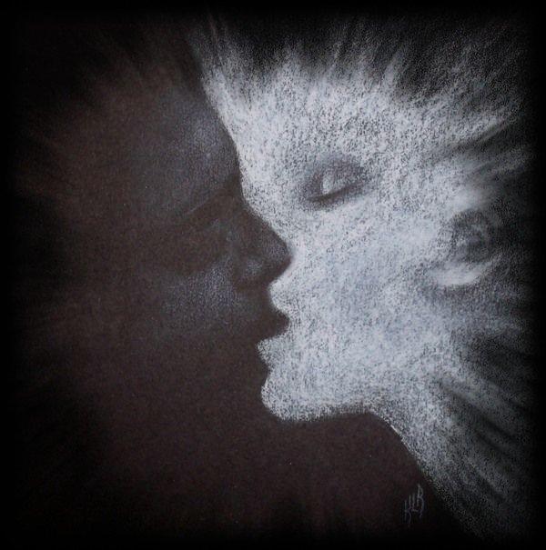 Où notre amour vient se poser, Plein de délices et de fièvres...