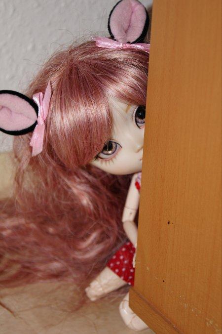 Souseiseki avec sa nouvelle wig