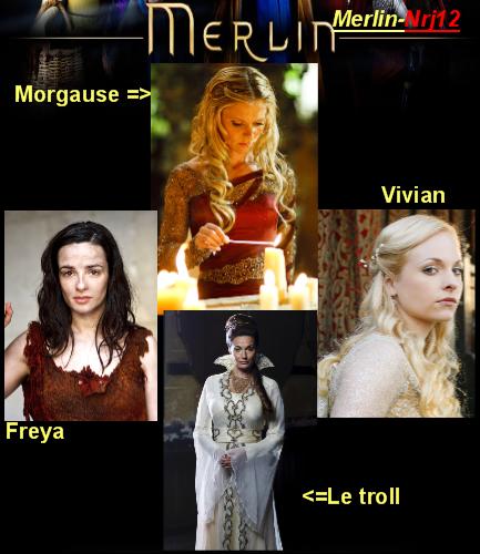 Les Nouvelles Têtes de la saison 2 !! les villains ^^  (PS : traduction de l'anglais :s :s ^^ )