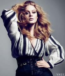 """Photoshoot pour le magezine """" Vogue """" datant de Janvier/Février sorti au Etats-Unis ."""