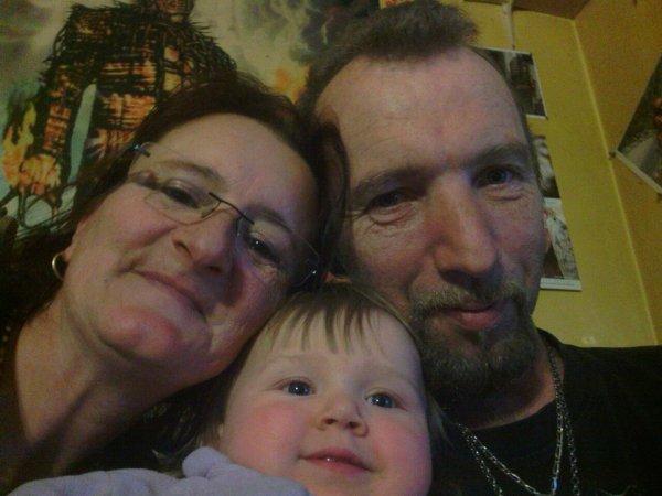 mes parents que j'aimes profondement