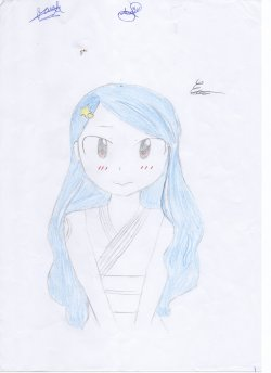 Mes dessins fait a la main