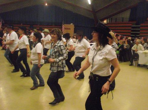Samedi 19 Mars: démo et bal  à Estrées Saint Denis