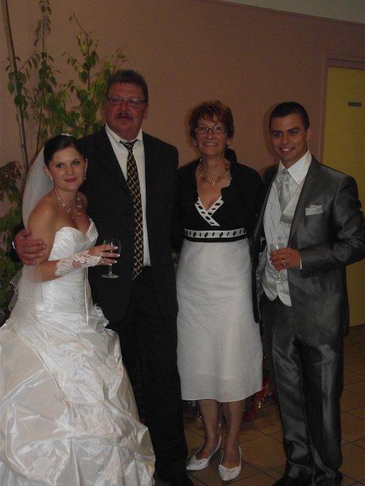 Mariage de Tinou & Clem le 2 juillet 2011