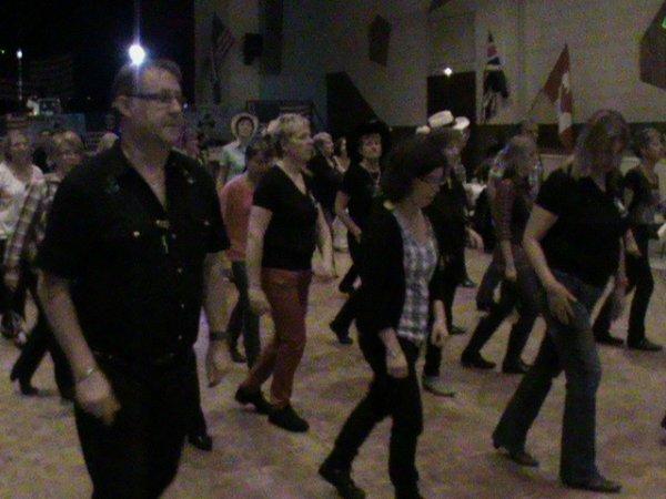 14 Octobre 2012 BAL à CREVECOEUR Le GRAND
