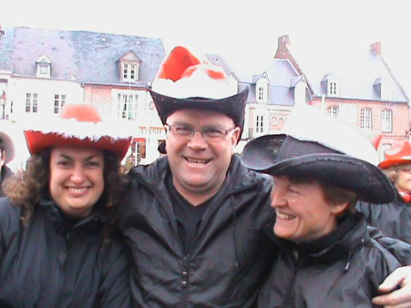 7 Décembre 2013 Marché de Noel à Crevecoeur le Grand