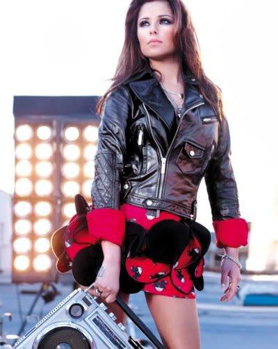 Cheryl Cole ( chanteuse )...lol...