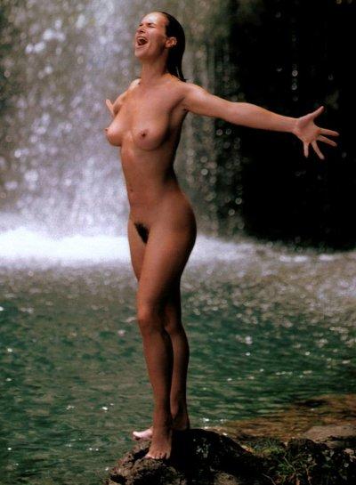 L'actrice Katarina Witt...Lol...