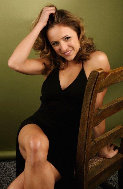 L'actrice Raya Meddine...
