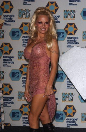 Pamela Anderson...Lol...