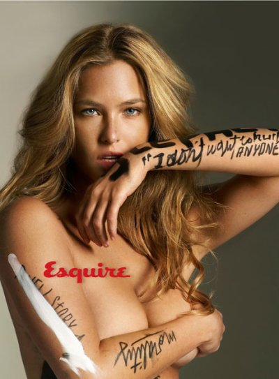 Bar Refaeli...Lol...