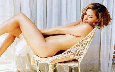 Eva Mendes...Lol...