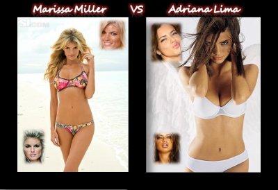 Adriana Lima...Lol...