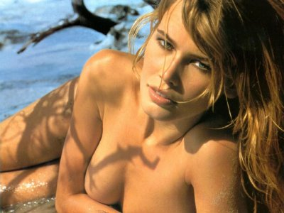 Claudia Schiffer...Lol...