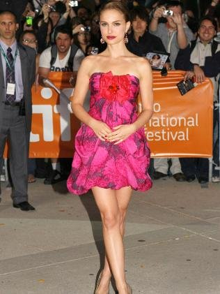 Natalie Portman...Lol...