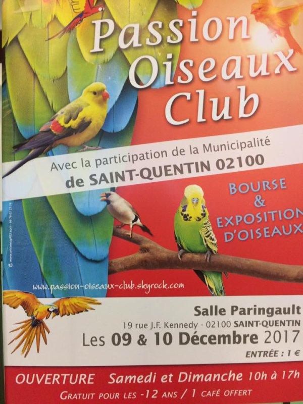 Exposition / Bourse de Saint- Quentin