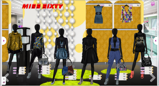 New collection MissSIXTY et astuces!!