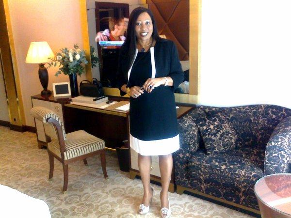 Mon rôle en tant que Présidente d'une ONG de la lutte contre le VIH SIDA