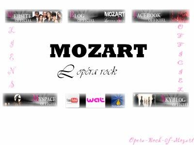 Mozart, l'Opéra Rock / Officiel