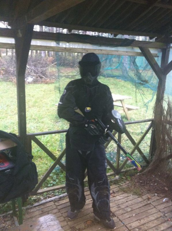 Toujours ( PaintBall )