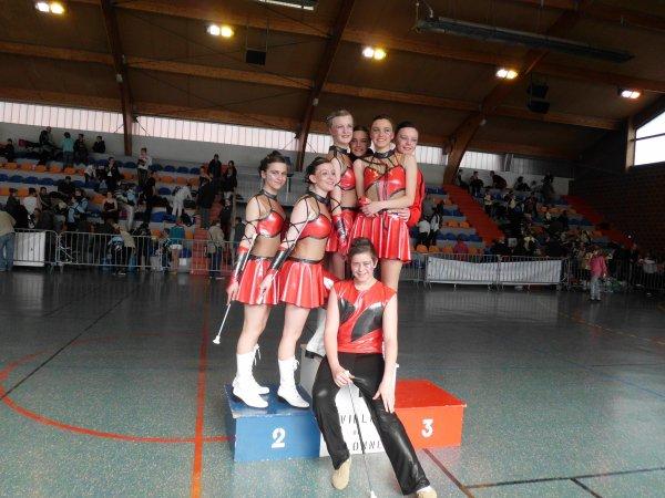 Présélection championnat de France 2012  du 1er Avril