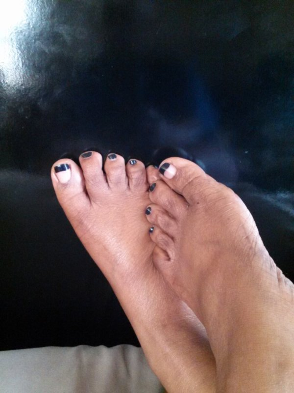 Les pieds de mon ex.