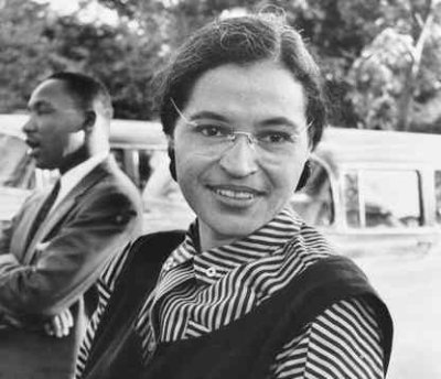 Hommage     a    Rosa Parks
