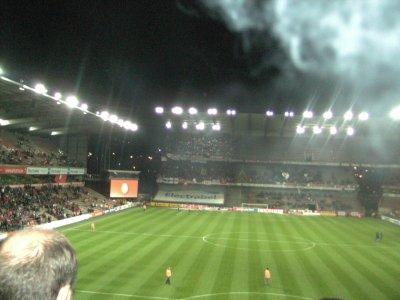 Cofifis cup : Standard - Antwerp 2-1
