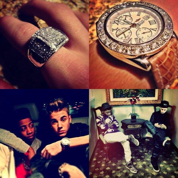 INSTAGRAM / TWITTER + Justin & Alfredo