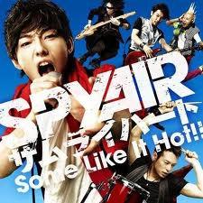 Samuai heart (some like it hot !) - Spyair (2011)