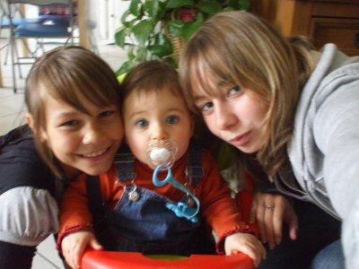 mes soeur et moi