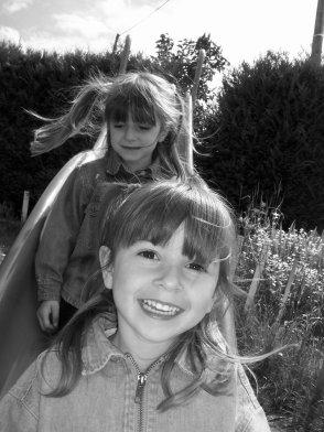 Julie & Margot, des jumelles qui se complète. (L)