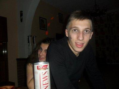 moi and mon couzin