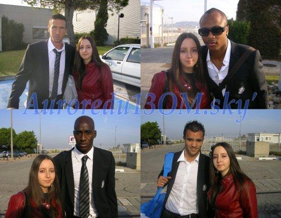 Morgan AMALFITANO, André AYEW, Alou DIARRA & Jérémy MOREL