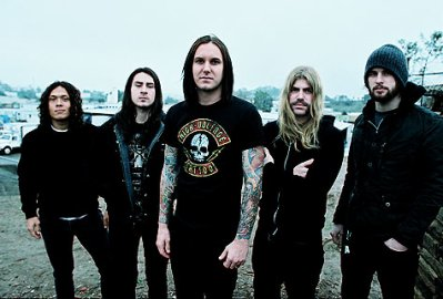 ~ As I Lay Dying ~ Membres