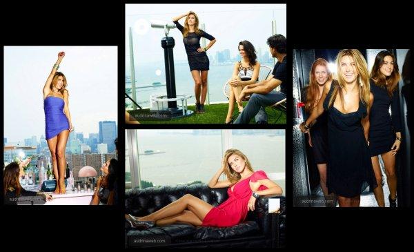 Audrina joue la model pour Curve Appeal new fragrance :D