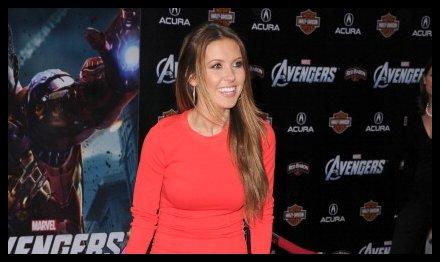 """Audrina se rend à la 1ere de """"The Avengers"""", le 11 avril"""