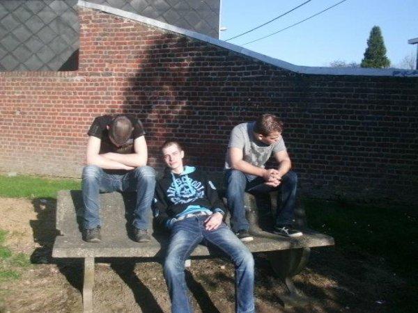 Loiic,Dylan,Stephane
