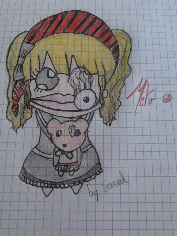 Mejibray my new drawings