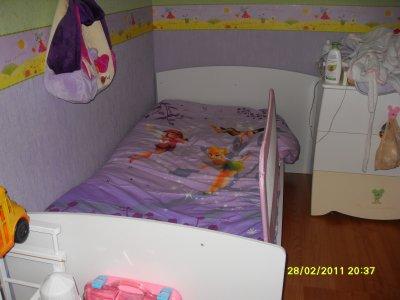 La nouvelle chambre d'Emma