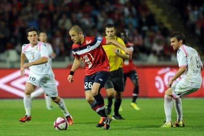 Losc 1-1 Lorient 8 Journée 2011-2012