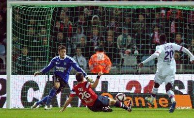 Losc 3-1 Lyon 11 Journée 2011-2012