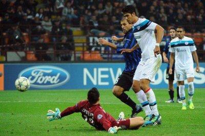 Intre Milan 2-1 losc ligue des champions 02.11.2011