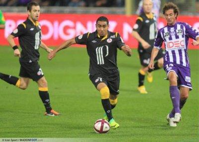 Toulouse 0-0 Losc 14 Journée 2011-2012