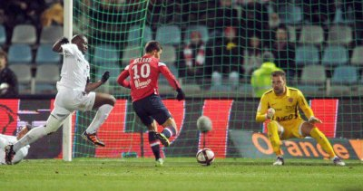 Losc 2-0 Dijon  17 Journée 2011-2012