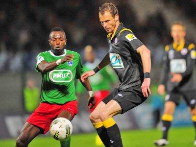 Chantilly 0-6 Losc coupe de france 7.01.2012 32es Finale