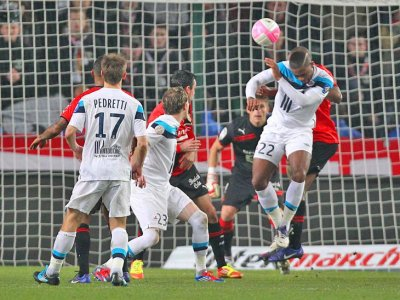 Rennes 1-1 Losc 25 Journée 2011-2012
