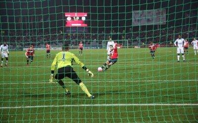 Losc 2-2 Auxerre 26  Journée 2011-2012